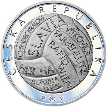 JOSEF BICAN – návrhy mince 200,-Kč - sada tří Ag medailí 34mm Proof v etui - 5
