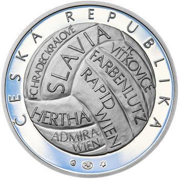 JOSEF BICAN – návrhy mince 200 Kč - sada tří Ag medailí 34 mm Proof v etui - 5