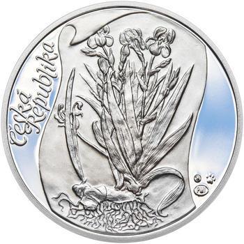 JIŘÍ MELANTRICH Z AVENTINA – návrhy mince 200,-Kč - sada tří Ag medailí 34mm Proof v etui - 5