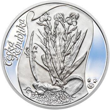 JIŘÍ MELANTRICH Z AVENTINA – návrhy mince 200 Kč - sada tří Ag medailí 34 mm Proof v etui - 5