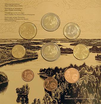 "Oběhové mince 2009/II Unc. Finsko ""The Porvoo Diet"" - 5"