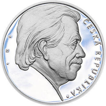 17. LISTOPAD 1989 – návrhy mince 200,-Kč - sada tří Ag medailí 34mm Proof v etui - 7