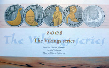 2008 - The Viking set Ag B.U. - Andorra - 7